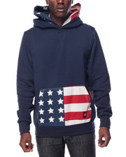 Winchester - Texas American Flag Hoodie