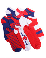 Women - Verbiage 10PK Low Cut socks