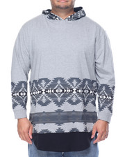 Men - Arizona Pattern Hoodie (B&T)