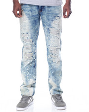 Men - R V Ripped Denim Jeans
