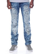 Men - Rip - And - Repair Denim Jeans