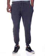 Men - Jessie Black Out Fleece Pant