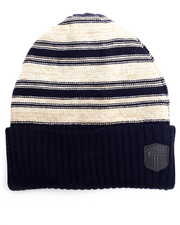 Men - Stripe Knit Beanie