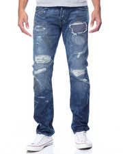 Jeans & Pants - WILSON RIP - AND - REPAIR DENIM JEANS