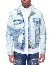 Men - Pelican Denim Jacket