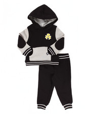 Boys - 2 PC BATTALION FLEECE SET (INFANT)