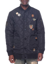Men - Alpha Quilted Jacket