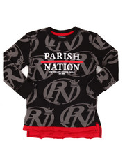Sizes 4-7x - Kids - L/S MVMNT TEE (4-7)