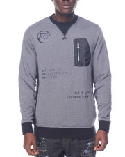 Men - Hobo Crewneck Sweatshirt