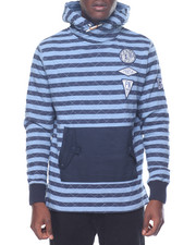 Parish - L/S Stripe Hoody