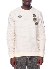 Men - Sierra Snap Crew Sweatshirt