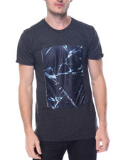 Men - Graphic Shatter Pattern Tee