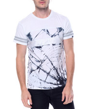 Buyers Picks - Panel Shatter Print Tee