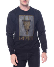 Hudson NYC - The Plug Crewneck Sweatshirt