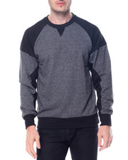 Buyers Picks - L/S Contrast Crewneck Sweatshirt