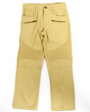 Pants - TWILL MOTO PANTS (8-20)