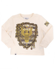 Sizes 4-7x - Kids - L/S EAGLE TEE (4-7)