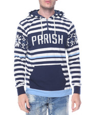 Hoodies - L/S Stripe Hoody