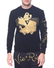 Sweatshirts & Sweaters - Golden Anchor Crewneck Sweatshirt