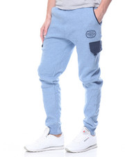Sweatpants - Solid Sweatpant