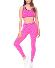 Women - Tank W/Legging Set