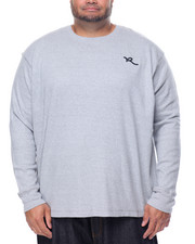 Men - R-Script Solid L/S Thermal (B&T)