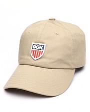 Men - Anchor Strapback Cap