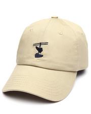 Dad Hats - Flatbush Strapback Cap