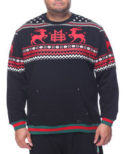Sweatshirts & Sweaters - Fairisle Sweater (B&T)