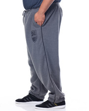 Rocawear - Highlight Fleece Pants (B&T)