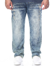 Regular - Sun Spot Denim Jeans (B&T)