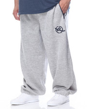 Rocawear - Roc Tech Marled Fleece Pants (B&T)