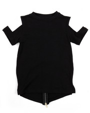 Boys - ELONGATED CUT & SEW TEE (4-7)