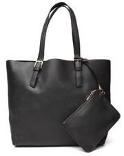 Bags - Coin Purse Vegan Leather Tote Bag