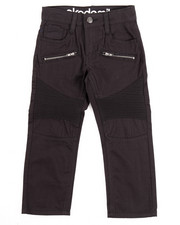 Sizes 4-7x - Kids - TWILL MOTO PANTS (4-7)