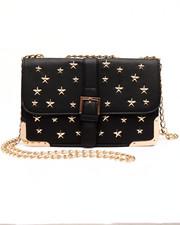 Crossbody - Stars Americana Chain Trim Bag