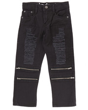 Boys - RIP & REPAIR TWILL PANTS (4-7)