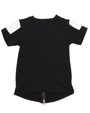 Boys - ELONGATED CUT & SEW TEE (2T-4T)