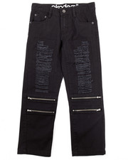 Pants - RIP & REPAIR TWILL PANTS (8-20)