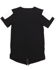 Boys - ELONGATED CUT & SEW TEE (8-20)