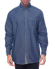 Akademiks - Rawson Denim L/S Button-Down