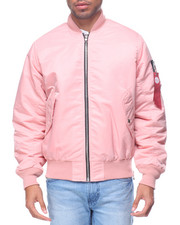The Classic Bomber Jacket - M A 1 - Style Side - Zip Bomber Jacket