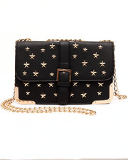 Women - Stars Americana Chain Trim Bag