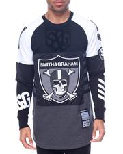 Men - S & G Death Raider Jersey - Style Crewneck