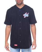 Shirts - Free Agent Custom Baseball Jersey
