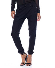 Women - Frontal Rips Stretch Skinny Jean