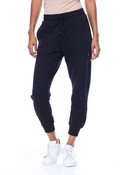 French Tery Patch Pocket Ribbed Cuff Jogger