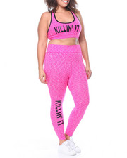 Women - Tank W/Legging Set (plus)