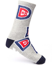Accessories - Free Agent Crew Socks
