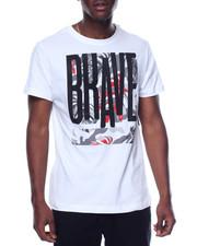 Men - Brave Rhinestone T-Shirt
